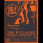 Hot Hot Heat Flyer