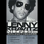 Lenny Kravitz Japanese Music Flyer