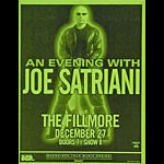 Joe Satriani Flyer