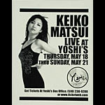 Keiko Matsui Flyer