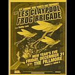 The Les Claypool Frog Brigade Flyer
