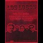 Los Lobos Flyer