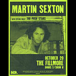 Martin Sexton Flyer