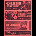 Mason Jennings Flyer