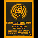 Michael Franti and Spearhead Flyer