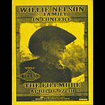 Willie Nelson and Family Flyer