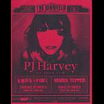 PJ Harvey Flyer