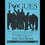 The Pogues Flyer