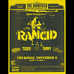 Rancid Flyer