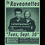 The Raveonettes Flyer