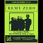 Remy Zero Flyer