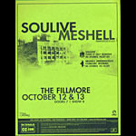 Soulive with Meshell Ndegeocello Flyer