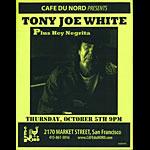 Tony Joe White Flyer