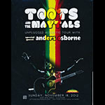 Toots and the Maytals Flyer