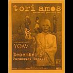 Tori Amos Flyer