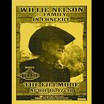 Willie Nelson Flyer