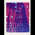 San Andreas Fault Ike & Tina Turner Handbill