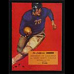 1938 Cal vs Saint Mary's College Football Program