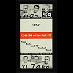 1957 College of The Pacific Media Guide