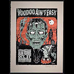 Alan Forbes Voodoo Aint Easy Poster