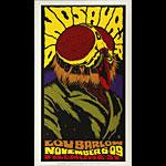 Alan Forbes Dinosaur Jr. Handbill