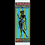 Alan Forbes The Donnas Poster