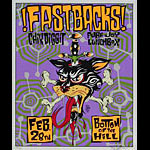 Alan Forbes  Fastbacks Poster