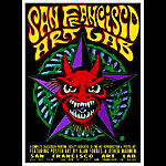 Alan Forbes San Francisco Art Lab Poster Poster