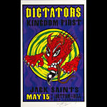 Alan Forbes Dictators Poster