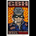 Alan Forbes GBH Poster Poster