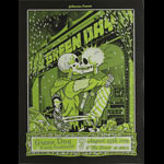 Ivan Minsloff Green Day Poster