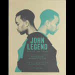 Swing From the Rafters John Legend All Of Me Tour Poster