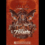 Zak Wilson Rob Zombie Poster