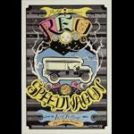 Kayley Monster REO Speedwagon Poster