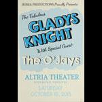 Kelsie Harris Gladys Knight Poster
