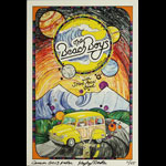 Kayley Monster The Beach Boys Poster