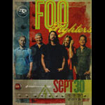 Craig Tomson Foo Fighters Poster
