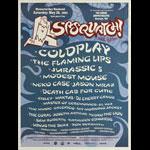 Modern Dog Sasquatch Festival 2003 Poster