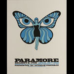 Kyle W Baker Paramore Poster