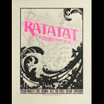 Mike Klay Ratatat Poster