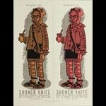 Guy Burwell Mike Thrasher Presents Shonen Knife Poster