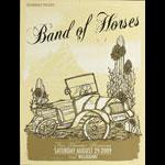 Danny Askar Band of Horses Poster