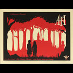 Goldenvoice Presents AFI Poster