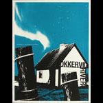 Frida Clements STG Presents Okkervil River Poster