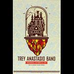 El Jefe Design Trey Anastasio Band Poster