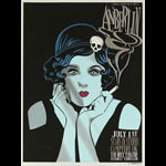 Danny Excess Anberlin Poster