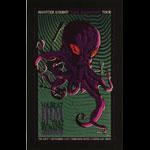 Monster Energy Rock Allegiance Tour - Volbeat - HIM Poster