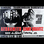 Aerosmith German Concert Poster