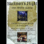 Blackmore's Night German Concert Poster