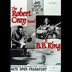 Robert Cray Band German Concert Poster